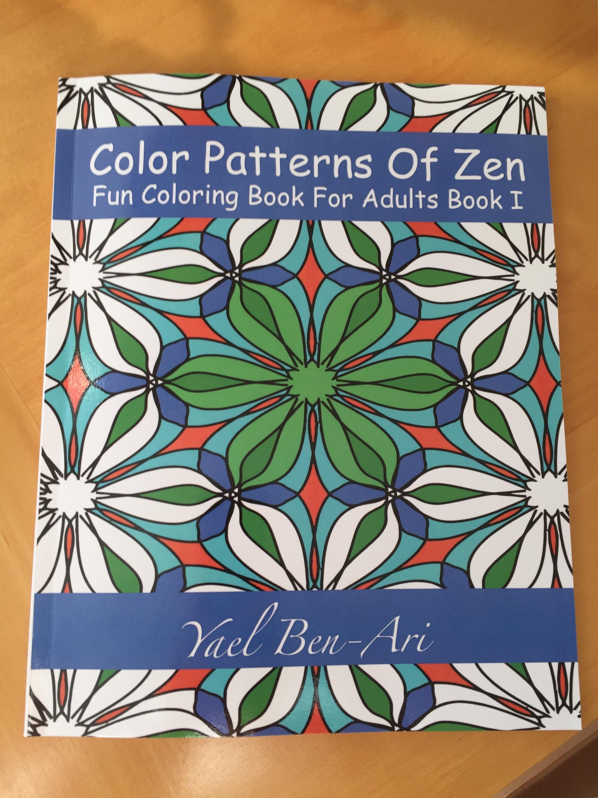 Color Patterns Of Zen