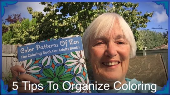 5 Tips To Organize Coloring
